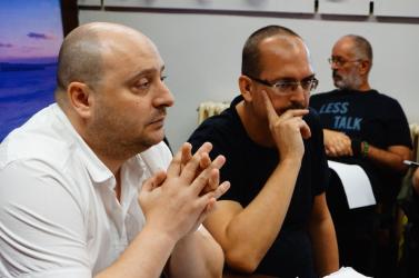 Megkezdődtek A mi osztályunk próbái aKomáromi Jókai Színházban