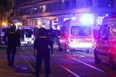 Szlovákiai sérültje is van a bécsi terrornak