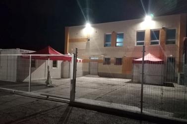 Lefújták a karcsai úti tesztelést Dunaszerdahelyen, nem vállalta a személyzet