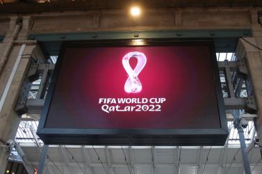 Katar meggátolhatja oltatlan futballisták szereplését a 2022-es világbajnokságon