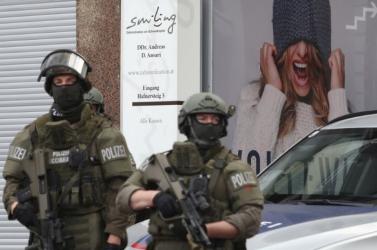 A videófelvételek kiértékelése megerősítette, hogy egy elkövetője volt a bécsi merényletnek