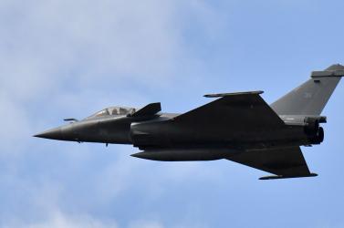 Összeütközött két vadászrepülőgép egy gyakorlaton